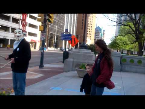 Occupy Indianapolis - We Fought the Law And We Won
