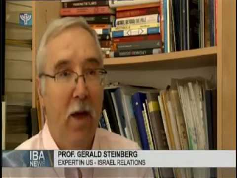 Prof. Gerald Steinberg, IBA English News, USA Foreign Aid, September 15, 2016
