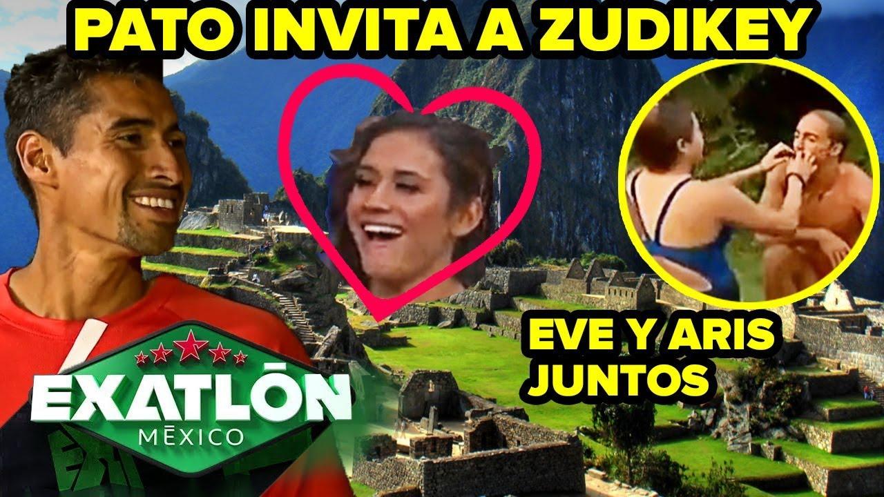 Exatlón México 2   Pato  invita a Zudikey. Capítulo 124