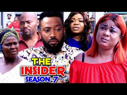 Download THE INSIDER SEASON 7 (Trending  New Movie Full HD) Fredrick Leonard  2021 Latest Nigerian New  Movie