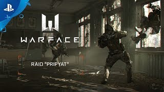 Warface - New Raid Pripyat | PS4