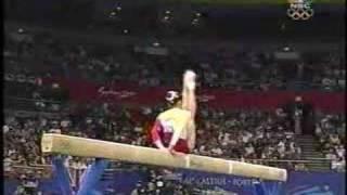 Yang Yun - 2000 Olympics AA - Balance Beam