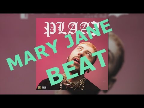 Khontkar - Mary Jane feat. Burry Soprano [İNSTRUMENTAL BEAT] #PLAA3 #FREEKHONTKAR