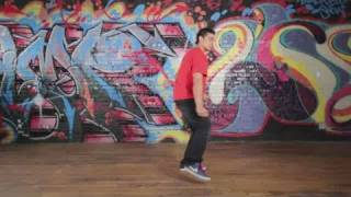 How to Do a Toprock Side Step | B-Boying