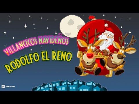 Rodolfo El Reno Musica Navidad 2018 letra, Noel Feliz Navidad Christmas Songs, Villancicos Navideños