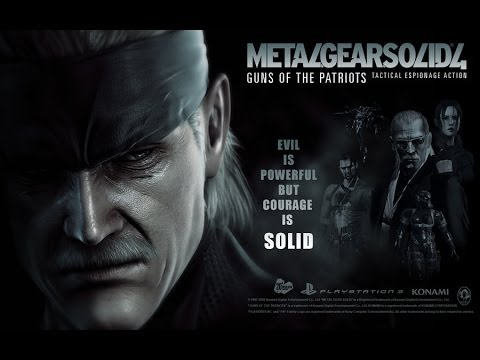 MGS4 Final Battle Theme (Trumpet Medley)