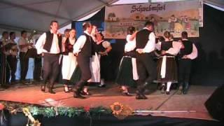 2009-08-16 Deutsche Volkstanzgruppe Ujfluch Rundtanz