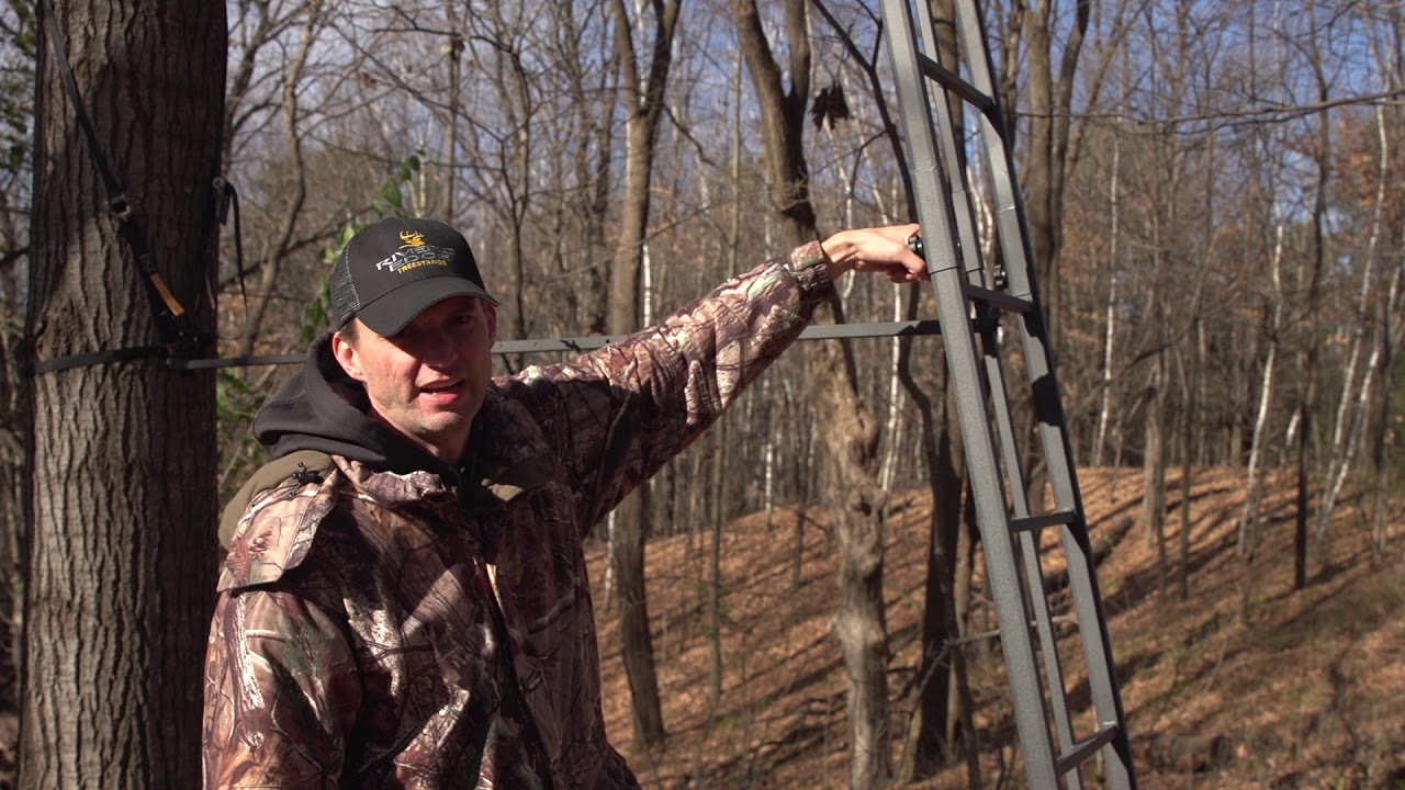 How To Make Your Own Tree Stand 5 Best Ladder Stand For Bow Hunting Reviews 2019 Guide Archery