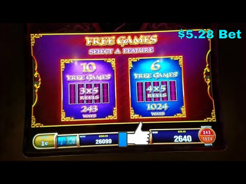 Tree of Wealth ★ Rich Traditions ★   Slot Machine  Bonus  Win Live Play !!!!!