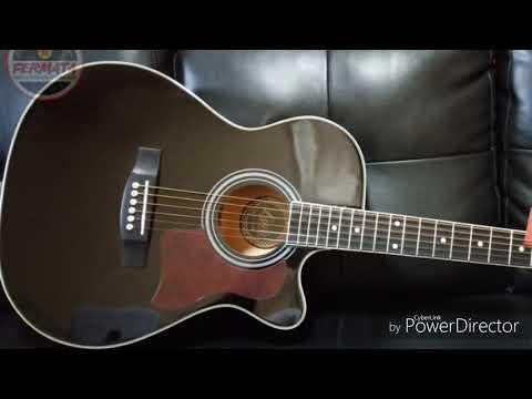 Lyric Acoustic/electric Guitar Demo