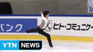 15살 중학생 차준환이 만든 4회전 점프 전쟁 / YTN (Yes! Top News)