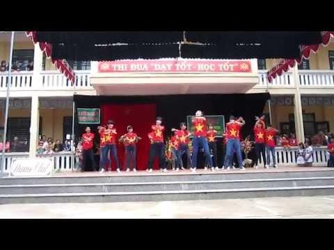 [Flashmob] Việt Nam - G2 trường THPT Triệu Sơn 3 - 18/11/2013