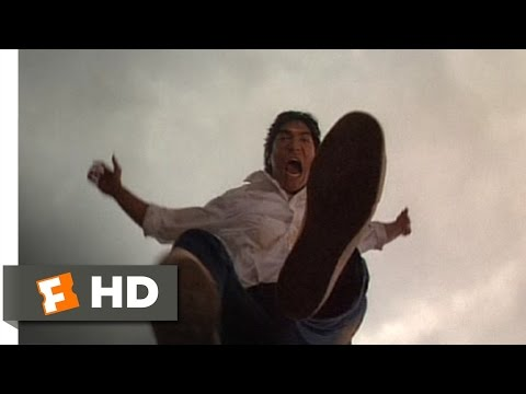 Dragon: The Bruce Lee Story (2/10) Movie CLIP - Chef Beat Down (1993) HD
