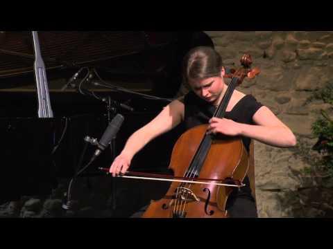 Maria Gabryś & Marie Waldmannová live in concert; Ernest Bloch