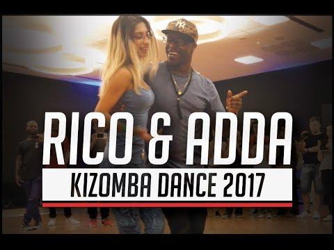 Filho do Zua - A Saia Dela /  Rico & Adda Kizomba Dance @ KizzMe More Festival 2017