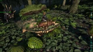Металловоз под охраной! Прохождение Ark: Survival Evolved #17 Карта The Center(Металловоз под охраной! Прохождение Ark: Survival Evolved #17 Карта The Center Много, много, много метала требуется нашему..., 2016-07-24T18:41:13.000Z)