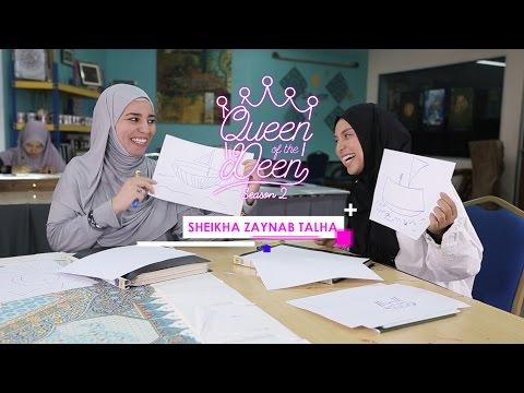 Queen of The Deen S2 - Sheikha Zaynab Talha #3