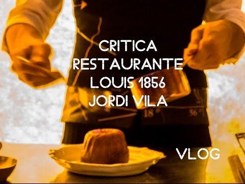 VLOG Evento Timeout Barcelona &  restaurante Jordi Vilá critica