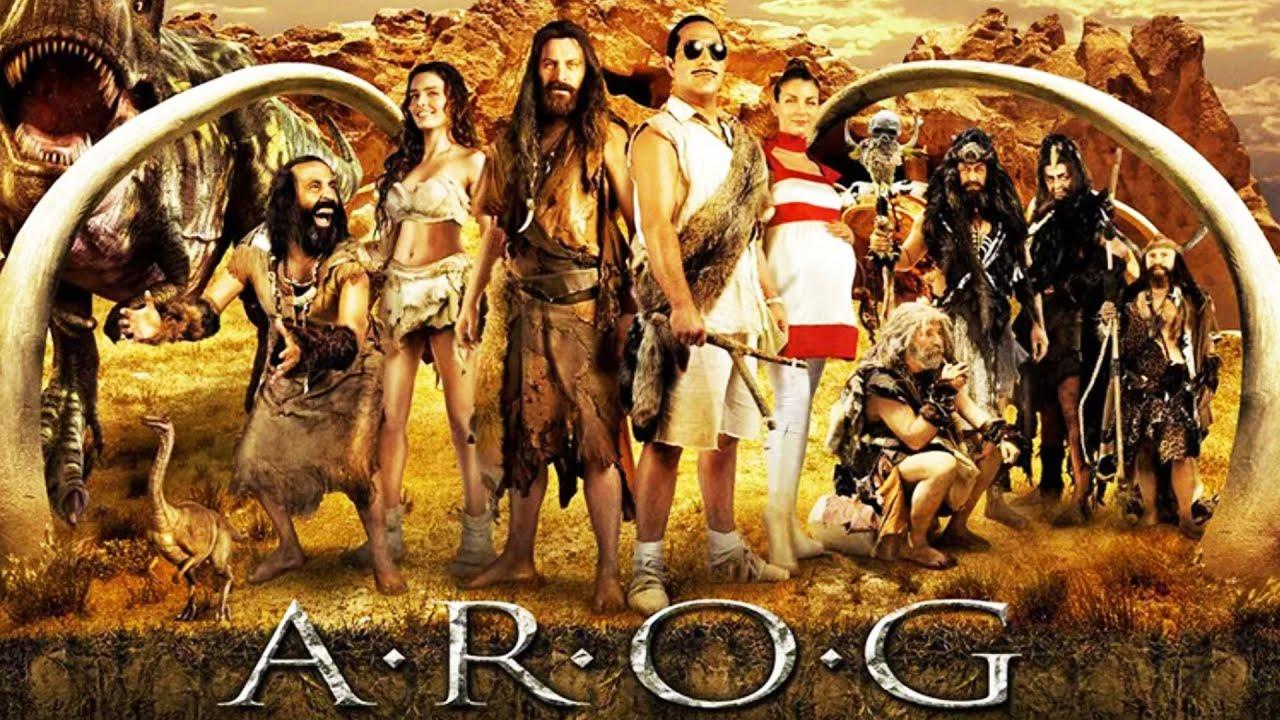 A.R.O.G   Türk Komedi Filmi Tek Parça