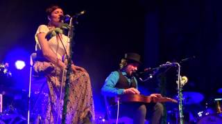 Mrs. Greenbird Live Berlin: Creep