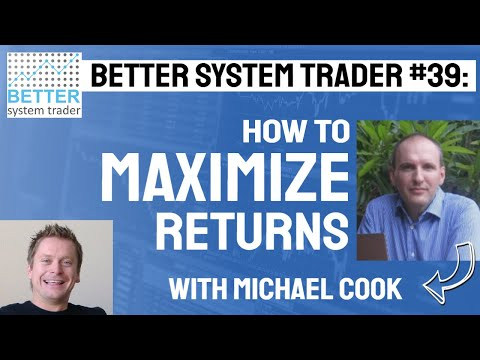 039: Michael Cook discusses position sizing, stop levels and discretion in systematic trading.