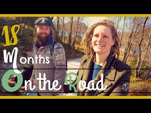 VANLIFE SCANDINAVIA | 18 MONTHS ON THE ROAD