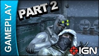 Splinter Cell: Double Agent - Mission 4: Sea of Okhotsk Part 2 - Gameplay