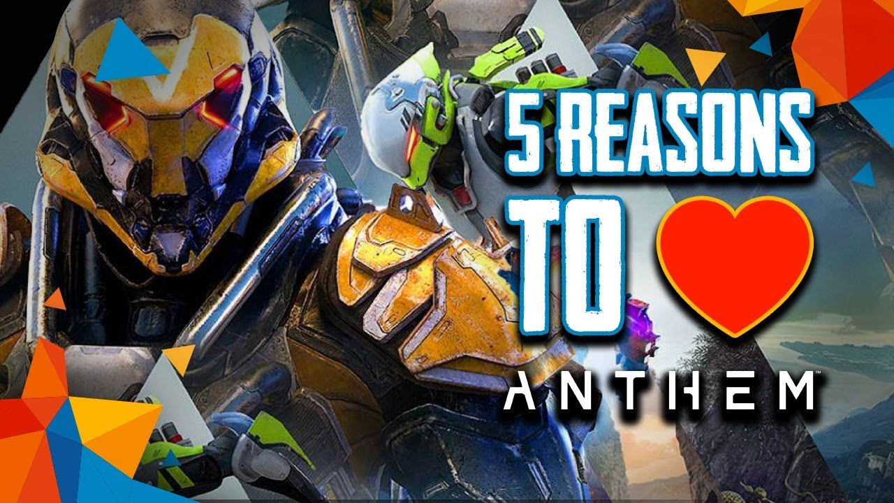 5 Reasons to Love Anthem for PC, PS4, Xbox One | G2A Review