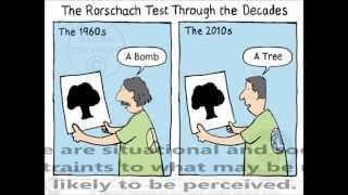 History of the Rorschach Inkblot Test