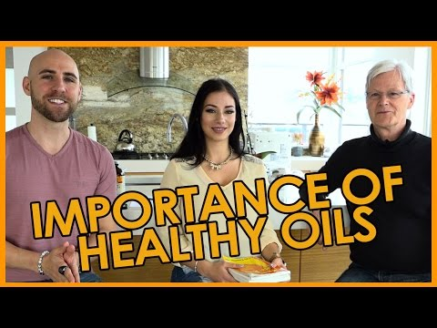 Dr. Udo Erasmus on the Importance of Healthy Oils for Optimal Health & Well-Being