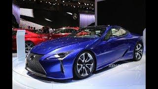 Lexus LC 500h 2017 Videos