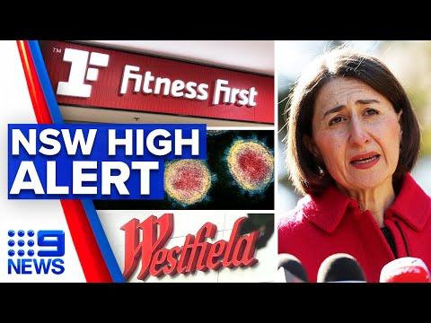 Coronavirus: NSW case spike sparks Queensland border reopening doubt   9 News Australia