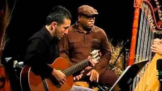 La Partida - Nicolas Carter on Paraguayan harp