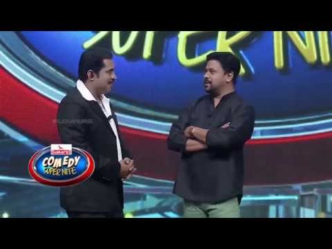 Comedy Super Nite with Dileep | ദിലീപ് │ CSN  #01