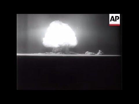 MM 24/7/15 -  Preparations For Bikini Atoll Atomic Bomb Test 1946