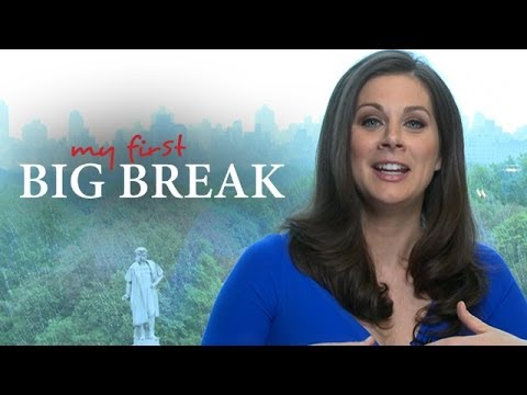 Erin Burnett: My First Big Break - YouTube S.e. Cupp
