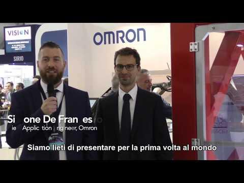 Omron e Generali Jeniot presentano la demo JADA a SPS 2019