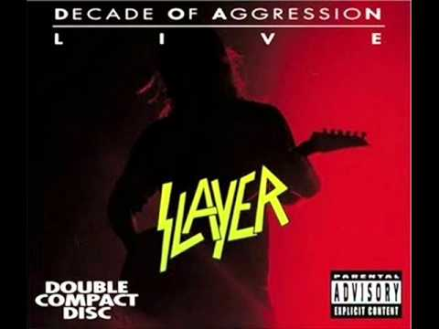 Slayer  The AntiChrist  Decade Of Aggression