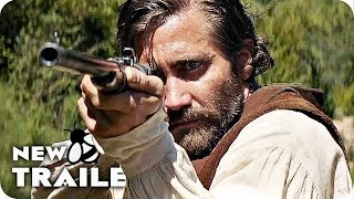 The Sisters Brothers Trailer (2018) Jake Gyllenhaal, Joaquin Phoenix Western Movie
