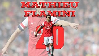 Mathieu Flamini - The French Warrior (2013/14)