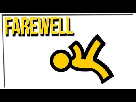 AIM Shutting Down After 20 Years ft. DavidSoComedy