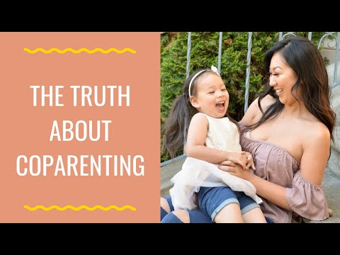 COPARENTING: Managing Conflict, Setting Boundaries, Tips for a Healthy Relationship