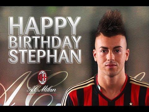 AC Milan | Buon compleanno El Shaarawy! Happy Birthday!