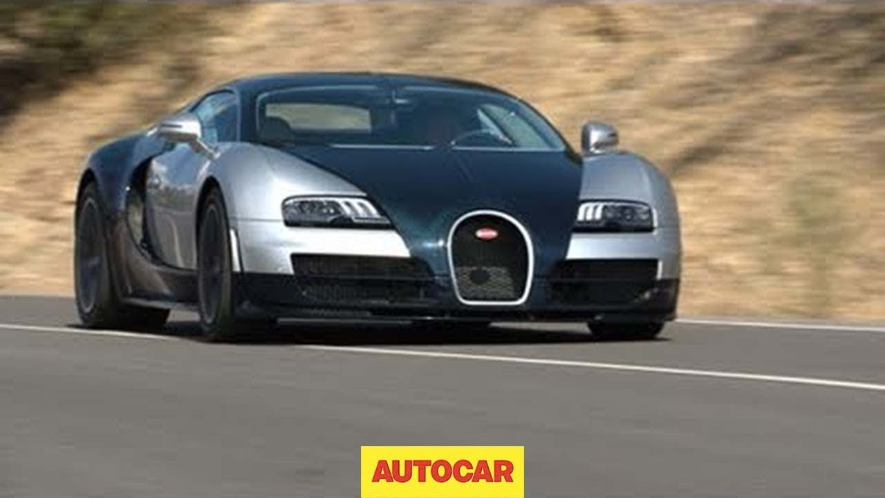 Bugatti Veyron Super Sport Driven By Autocar Co Uk Youtube