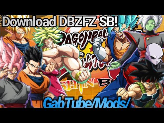 Dragon Ball FighterZ Shin Budokai! Mod SB2!(Mod 2018) #1