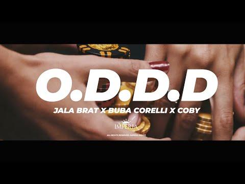 Jala Brat x Coby x Buba Corelli -  O.D.D.D.