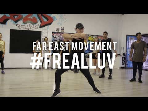 Far East Movement - Freal Luv #FrealLuv | Kayla Janssen Choreography
