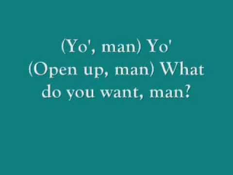 Shaggy - It Wasn't Me [LYRICS]