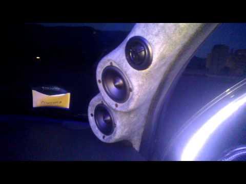 Tuning & sound C3 ( 2 )