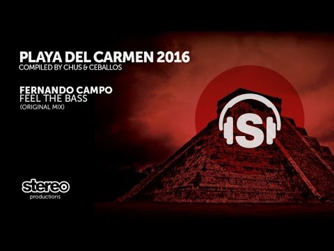 Fernando Campo - Feel The Bass - Original Mix